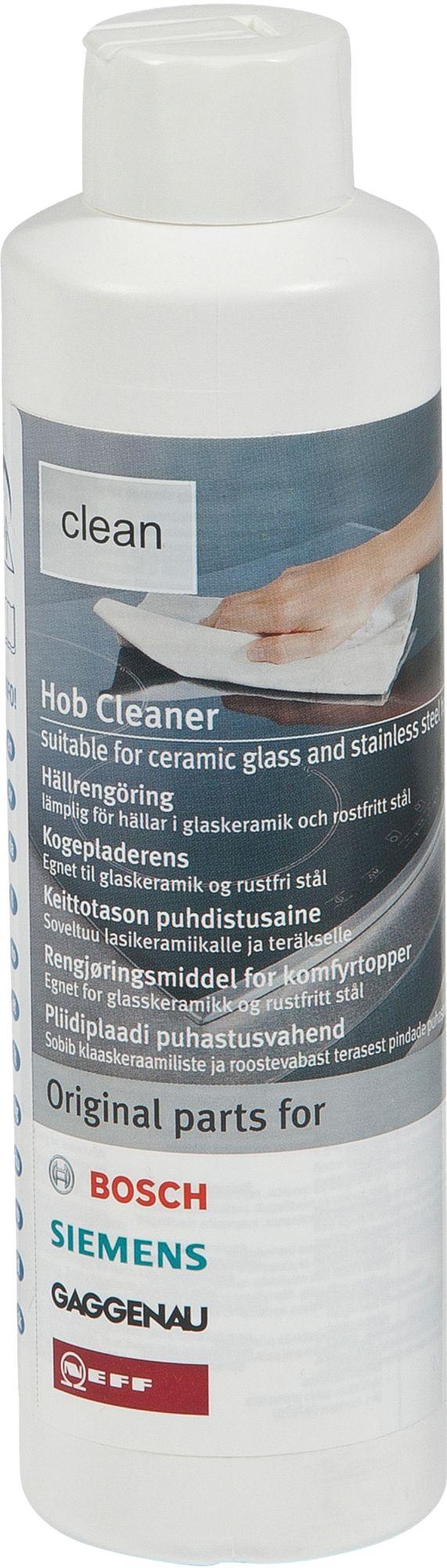 Rengjøringsmiddel for platetopper Image