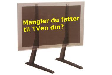Kjøp/bestill deler til TVen